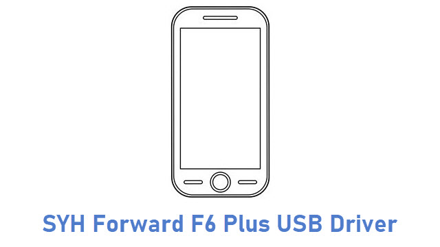 SYH Forward F6 Plus USB Driver