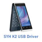 SYH K2 USB Driver