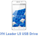 SYH Leader L5 USB Driver