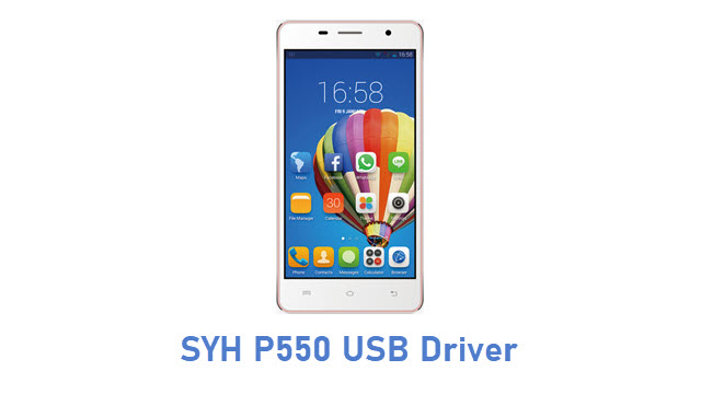SYH P550 USB Driver