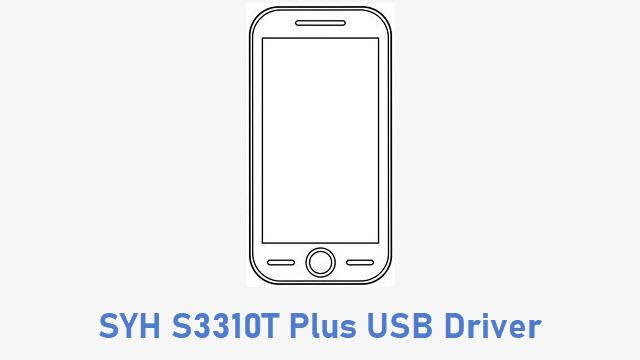 SYH S3310T Plus USB Driver