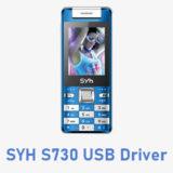 SYH S730 USB Driver