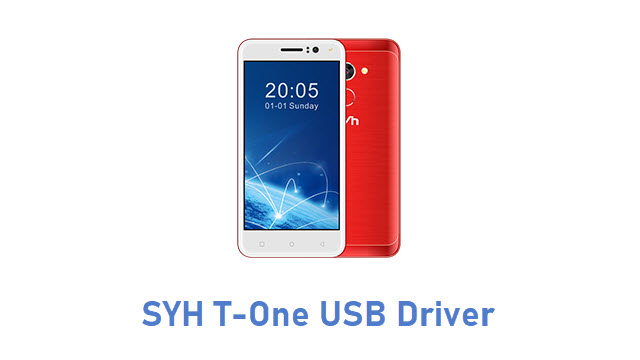 SYH T-One USB Driver