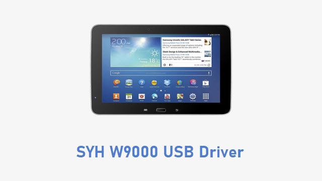 SYH W9000 USB Driver