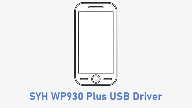 SYH WP930 Plus USB Driver