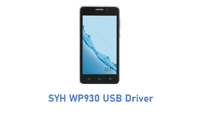 SYH WP930 USB Driver