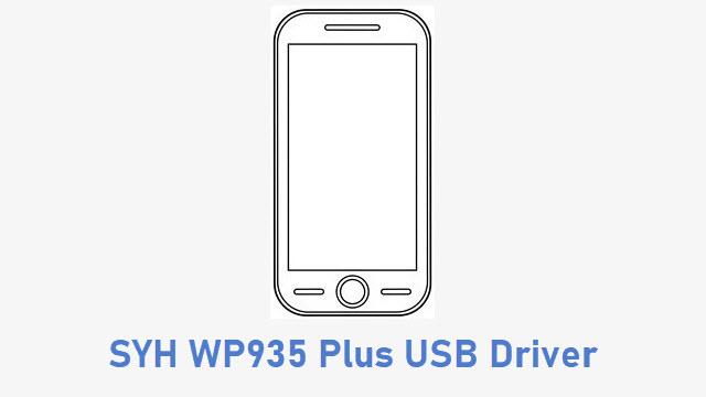 SYH WP935 Plus USB Driver