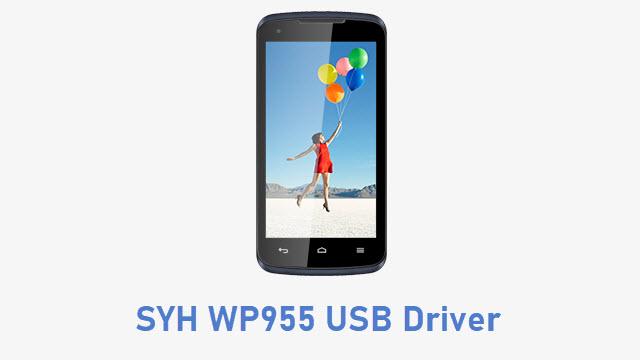 SYH WP955 USB Driver
