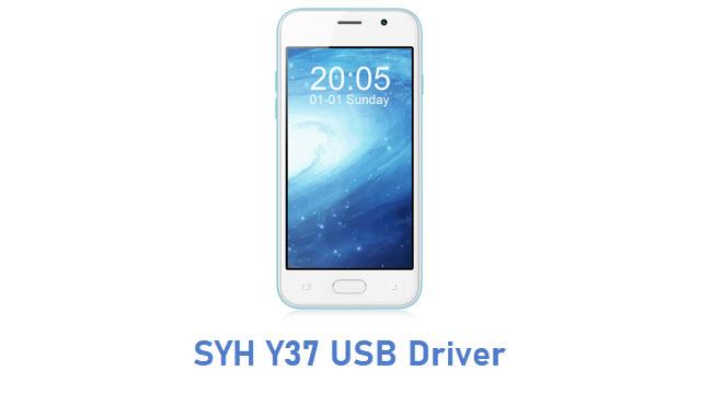 SYH Y37 USB Driver