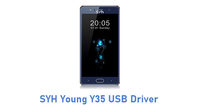 SYH Young Y35 USB Driver