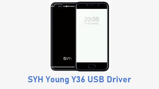 SYH Young Y36 USB Driver