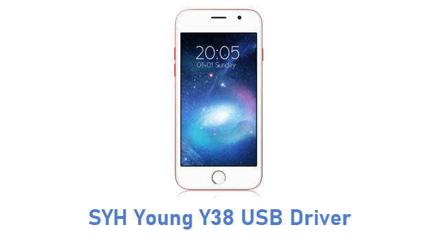 SYH Young Y38 USB Driver