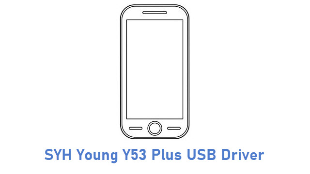 SYH Young Y53 Plus USB Driver