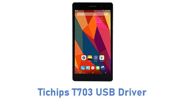 Tichips T703 USB Driver