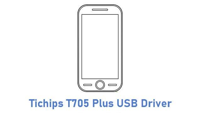 Tichips T705 Plus USB Driver