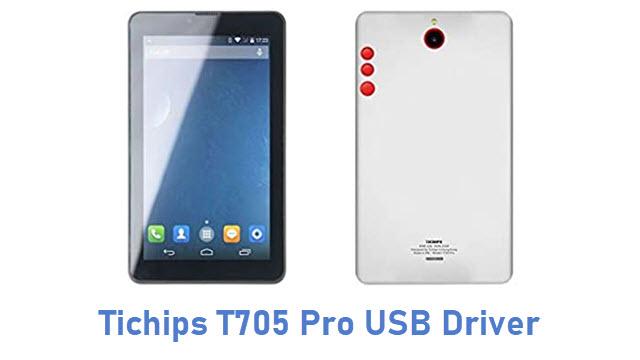 Tichips T705 Pro USB Driver