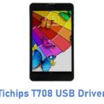 Tichips T708 USB Driver