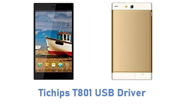 Tichips T801 USB Driver