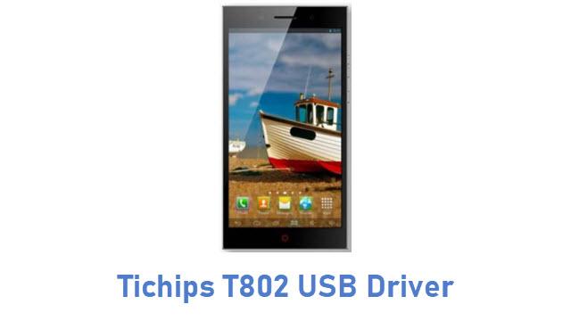 Tichips T802 USB Driver