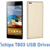 Tichips T803 USB Driver