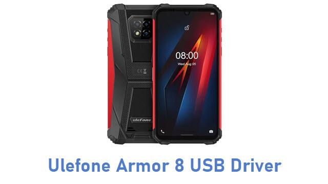 Ulefone Armor 8 USB Driver