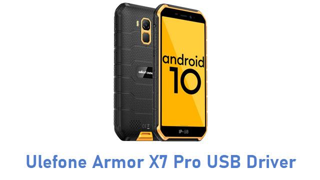 Ulefone Armor X7 Pro USB Driver