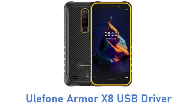 Ulefone Armor X8 USB Driver