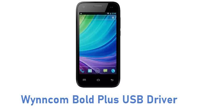 Wynncom Bold Plus USB Driver