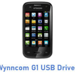 Wynncom G1 USB Driver