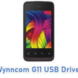 Wynncom G11 USB Driver