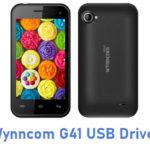 Wynncom G41 USB Driver