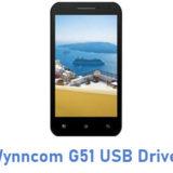 Wynncom G51 USB Driver
