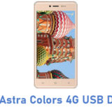 Ziox Astra Colors 4G USB Driver