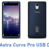 Ziox Astra Curve Pro USB Driver