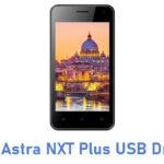 Ziox Astra NXT Plus USB Driver
