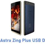 Ziox Astra Zing Plus USB Driver