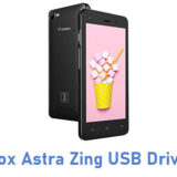 Ziox Astra Zing USB Driver