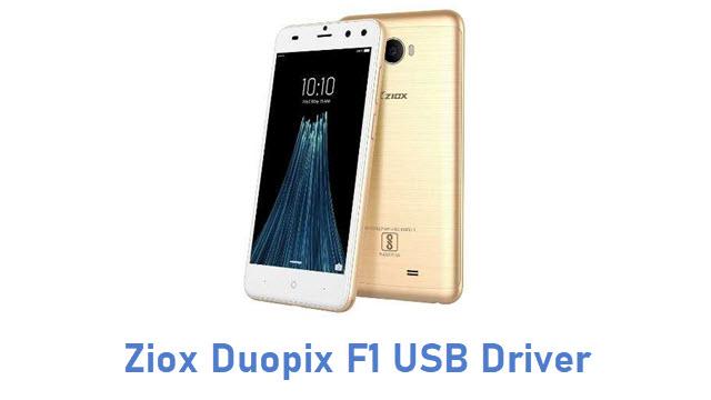 Ziox Duopix F1 USB Driver