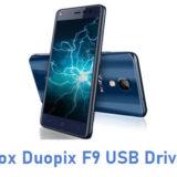 Ziox Duopix F9 USB Driver