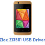 Ziox Zi3501 USB Driver