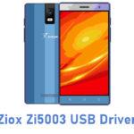Ziox Zi5003 USB Driver