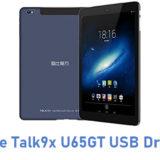 Cube Talk9x U65GT USB Driver