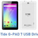 G-Tide G-PAD 7 USB Driver