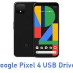 Google Pixel 4 USB Driver