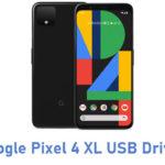 Google Pixel 4 XL USB Driver