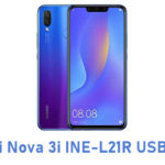 Huawei Nova 3i INE-L21R USB Driver
