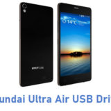 Hyundai Ultra Air USB Driver