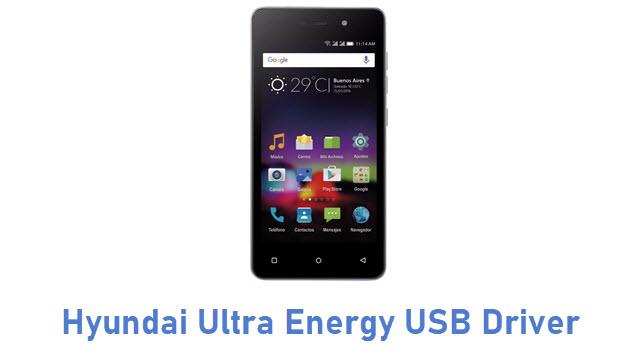 Hyundai Ultra Energy USB Driver