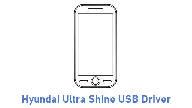Hyundai Ultra Shine USB Driver