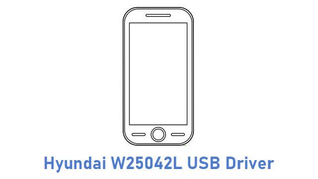 Hyundai W25042L USB Driver